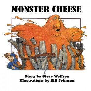 Monster Cheese cover 440x440